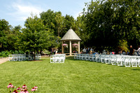 Candids of ceremony and reception