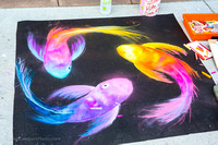W7th Chalk Art Festival Favorites - My Selection - September 26