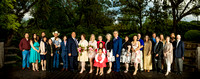 Wedding Party Family Portraits