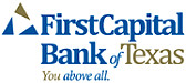 First Capital Bank of Texas Don Cosby